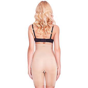 Mio figur 2070WP naken fast kontroll magen hoftene & lår slanking i en Shaper