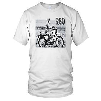 1981 Bmw R80 Gs Intext Herren T Shirt