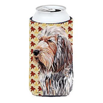 Fogli di caduta Otterhound Tall Boy Beverage isolante Hugger