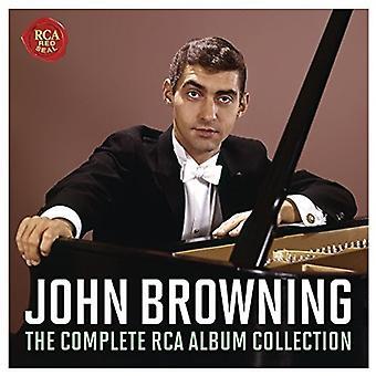Beethoven, L.V. / Barber / Browning - Beethoven, L.V. / Barber / Browning: Complete Rca Album Collection [CD] USA import
