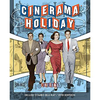 Cinerama Holiday [BLU-RAY] USA import