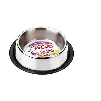 Caldex Classic Non Tip Cat Food Dish