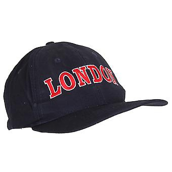 Unisex Navy London Baseball Cap