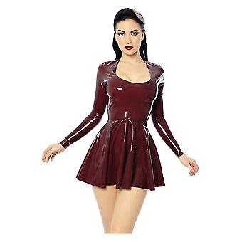 Westward Bound Flirt Latex Rubber Dress.