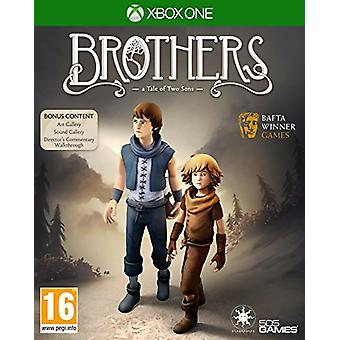 Brothers A Tale of Two Sons (Xbox One) - Nouveau