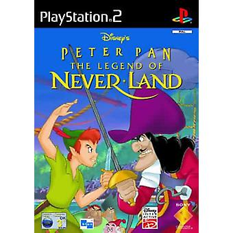 Disneys Peter Pan - Legende von Neverland (PS2) - Fabrik versiegelt