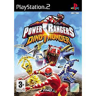 Power Rangers Dino Thunder (PS2) - Nowa fabryka zamknięta