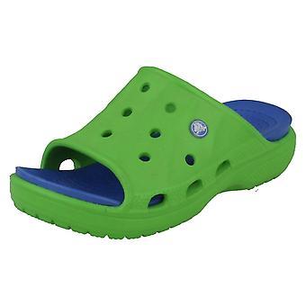 Crocs Feat Folie Kinder Mule Sandalen