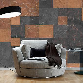 Papier peint -  Marble Mosaic