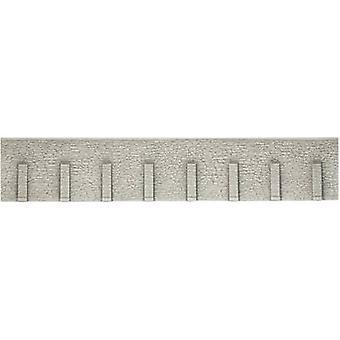 NOCH 58066 H0 parede de retenção HR espuma pré-fabricada