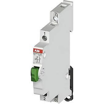 16 1 Button-Maker, 1 Leistungsschalter 250 V AC ABB 2CCA703150R0001
