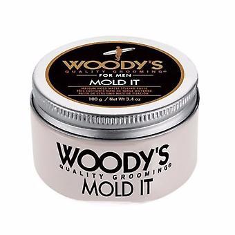 Woody's Mold den Styling lim, 3,4 oz/100 mL