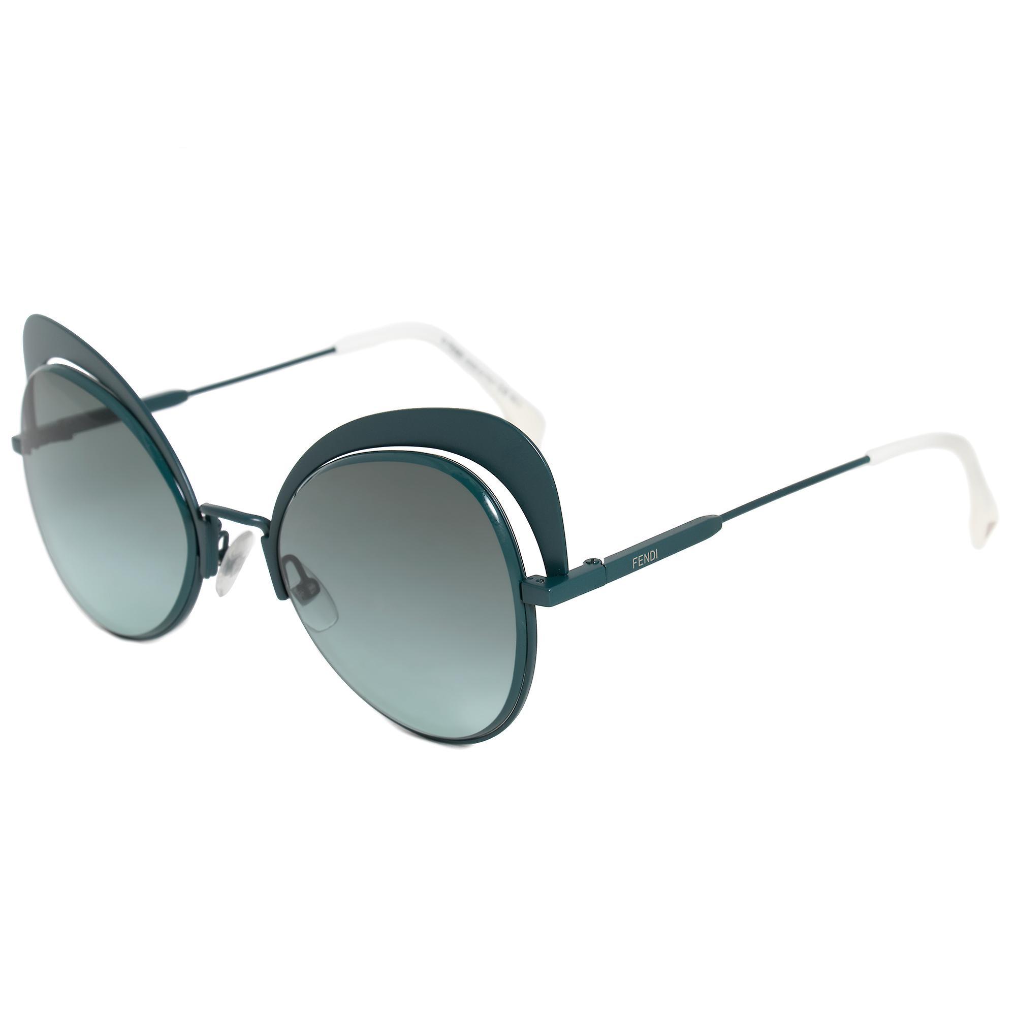 Fendi Eyeshine Butterfly Sunglasses FF0247S 1ED EQ 54
