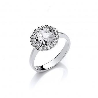 טבעת בלינג צרפתית קוונדיש