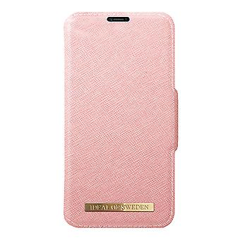 iDeal Of Sweden iPhone X / XS Fashion Wallet - Rosa