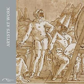 Artists at Work by Deanna Petherbridge - 9781911300441 Book