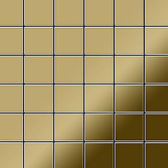 Kovová mozaika titanové slitiny Cinquanta-ti-GM