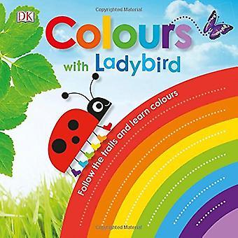 Kleuren met een lieveheersbeestje