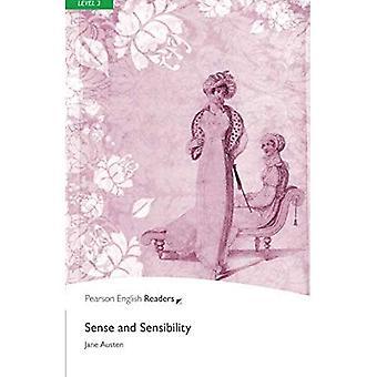 Sense and Sensibility: niveau 3, RLA (Penguin pingouin Longman lecteurs)