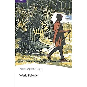 Monde des contes populaires: Niveau 5 (Penguin pingouin Longman lecteurs)