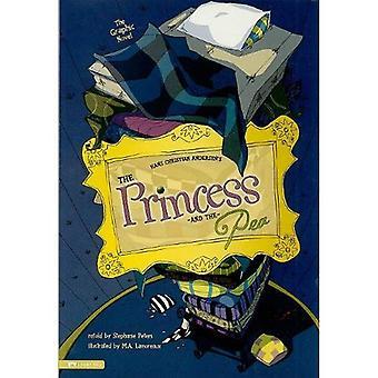 La princesa y el guisante: gráfico del novela (gráfica Spin)