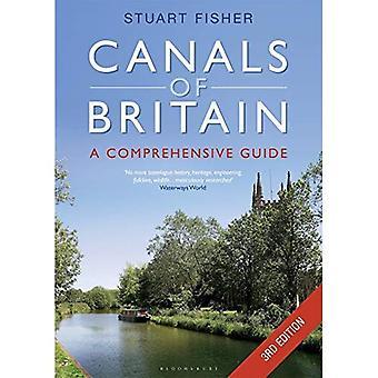 Les canaux de la Grande-Bretagne: le Guide complet