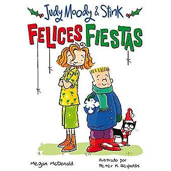Judy Moody y Stink: &161; Happy feesten! (Judy Moody &; stinken: de Heilige Jolliday)