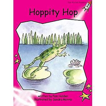 Hoppity Hop: Emergent (röd raket läsare: Fiction uppsättning A)