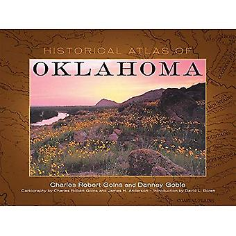 Historische Atlas van Oklahoma