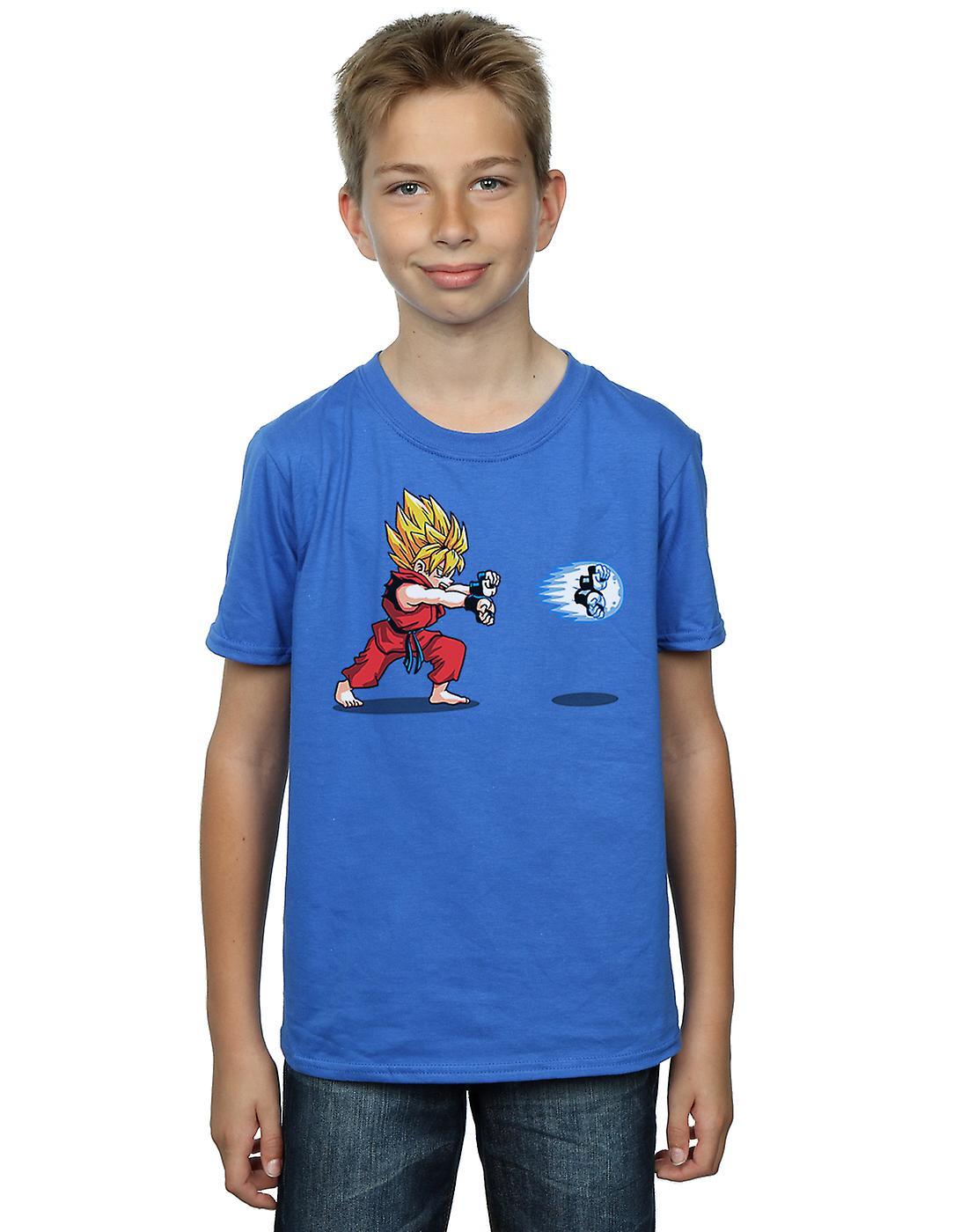 Vincent Trinidad Boys Saiyan Fighter T-Shirt