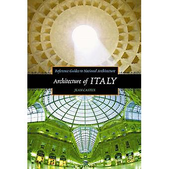 Architecture of Italy by Jean Castex