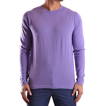 Peuterey Ezbc017021 Men's Lilac Cotton Sweater