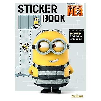 Despicable ME 3 Sticker Book