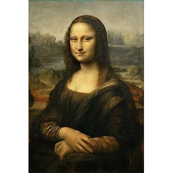 Mona Lisa, Leonardo da Vinci, 60x40cm