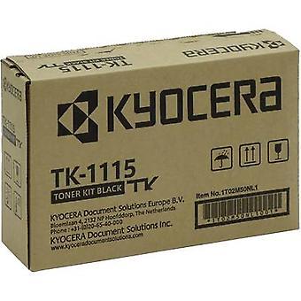 Kyocera Toner cartridge TK-1115 1T02M50NLV Original Black 1600 Sides