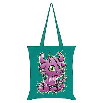 Grindstore Bazzalth The Baby Dragon Tote Bag