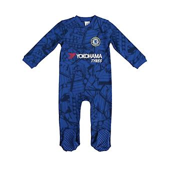 Chelsea Baby kit Sleepsuit-2019/20 temporada