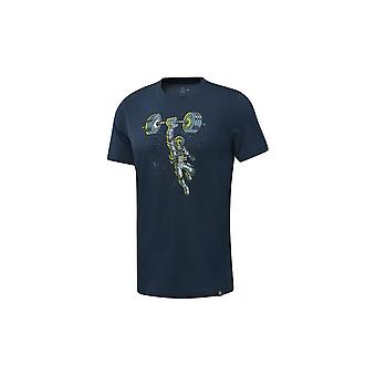 Reebok Gravity Sucks DP6189 universele zomer mannen t-shirt