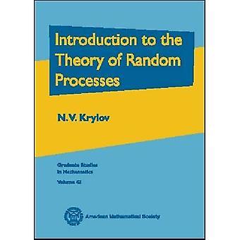 9780 n. V. クリロフ - によってランダムなプロセスの理論への紹介