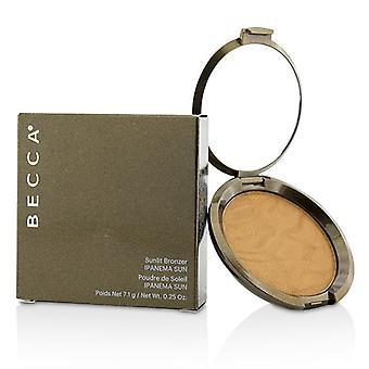 Becca Sunlit Bronzer - # Ipanema Sun 7.1g/0.25oz