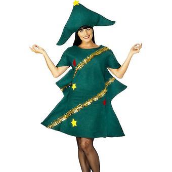 Crăciun costum Brad copac Adult