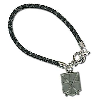 Bracelet - Attack on Titan - New 104th Cadet Corps Anime Toys Licensed ge36280