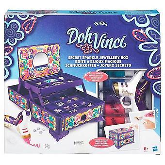 Секрет Dohvinci Ювелирные Box (младенцев и детей, игрушки, другие)