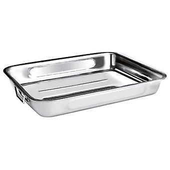 Ibili Rustidera Inox med håndterer 25 Cms. (kjøkken, husholdning, ovn)