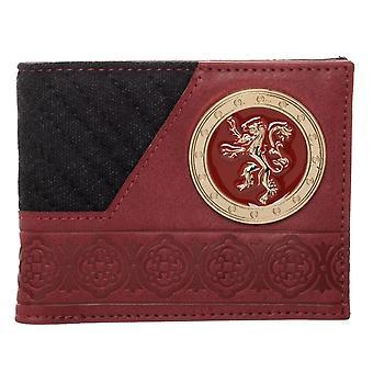 House Lannister bi-fold lompakko