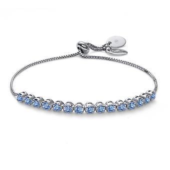 Bracelet Étape 925AG RH CZ