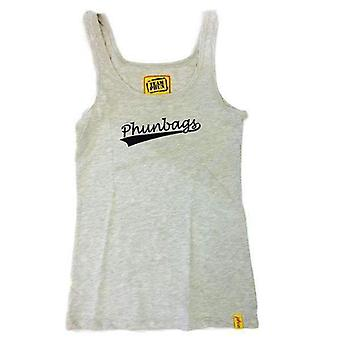 Team phun phunbags ladies vest top