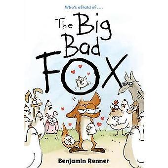 Den stora dåliga räven av Benjamin Renner - 9781626723313 bok