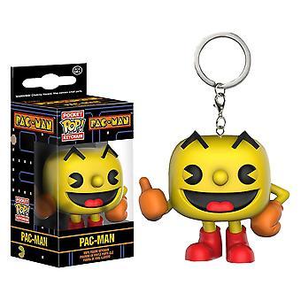 Pac-man Pocket pop! Sleutelhanger