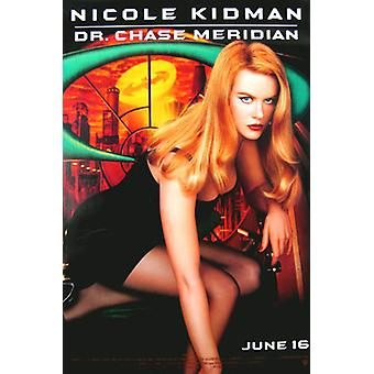 Batman Forever (Single Sided Advance Nicole Kidman) Original Cinema Poster